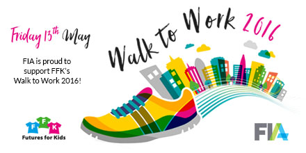 2016 Walk to Work Day